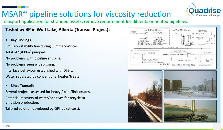 Msar Pipeline Solutions