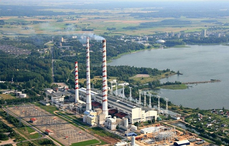 Elektrenai Power Plant
